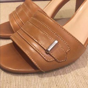 Talbots chunky heel sandals